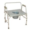 Кресло-стул с санитарным оснащением (Мега-Оптим)