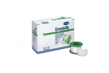 Пластырь из искусственного шелка OMNISILK® / Омнисилк