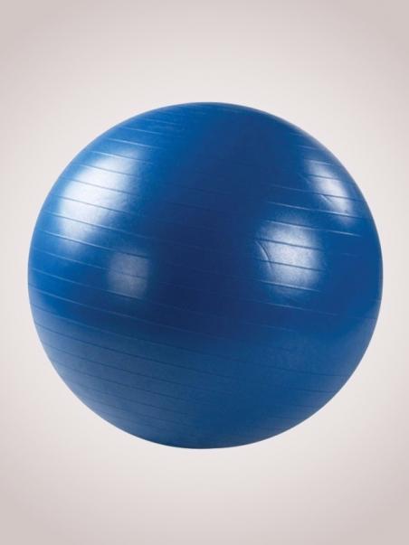 Гимнастический мяч с системой ABC с насосом, размер 75 см. (Атлетика)