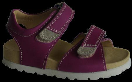 Детские ортопедические сандалии с открытым носком «АЛИСА» (ALISA)