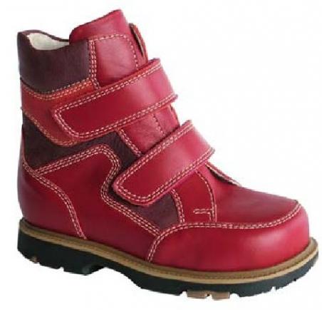 Ботинки детские «Ковас» - меховой подклад (KOVAS)