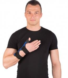 Бандаж на лучезапястный сустав с фиксацией первого пальца (Тривес)
