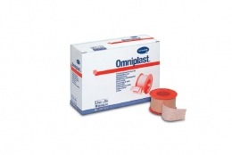 Пластырь из текстильной ткани OMNIPLAST® / Омнипласт