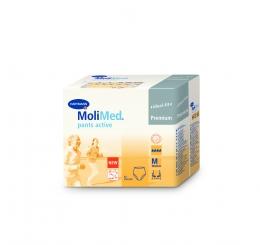MoliMed Premium pants active / Молимед Премиум Пантс Актив – одноразовые впитывающие трусики.