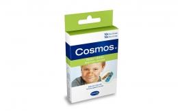 Пластырь - пластинки для детей (с рисунком) COSMOS kids