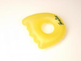 жёлтый размер 33х31 см.