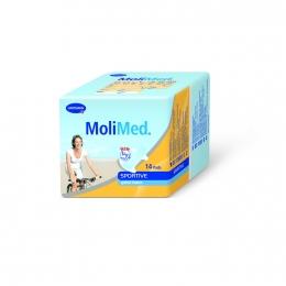 MoliMed Sportive / МолиМед Спорт –урологические прокладки с крылышками 14шт