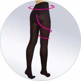 Колготки женские Push-up, плотные 2 класс компрессии (ORTO)