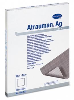 Повязка ATRAUMAN AG / Атрауман АГ с серебром.