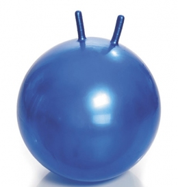 Гимнастический мяч с рожками (Тривес)