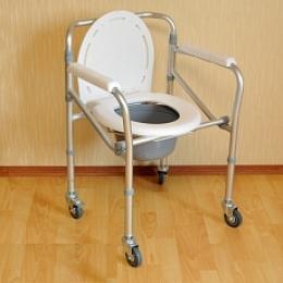 Кресло-туалет (Мега-Оптим)