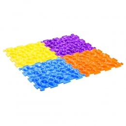 """Массажный коврик """"Цветные камешки"""" (Тривес)"""