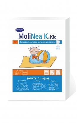 MoliNea K - Впитывающие пеленки для детей