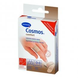 Пластырь Cosmos comfort антисептический 20 шт, 2 размера