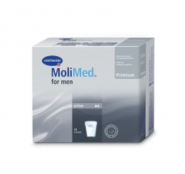 MoliMed Premium for men/ МолиМед Премиум для мужчин - урологические вкладыши для мужчин.