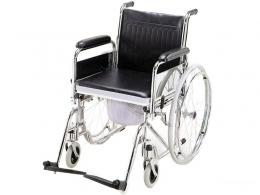Кресло-коляска с санитарным оснащением (TITAN)